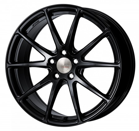 GLOSS BLACK [B] - MIDDLE CONCAVE